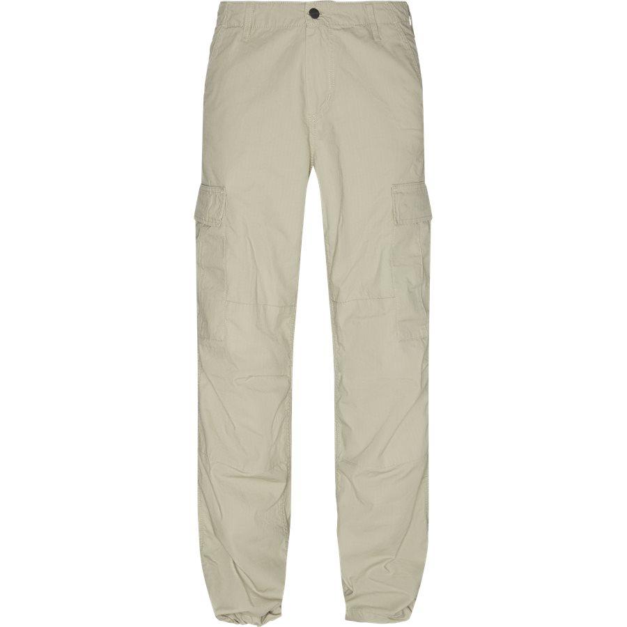 REGULAR CARGO PANT-I015875 - Cargo Pants - Bukser - Regular - WALL RINSED - 1